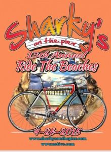 Sharky's Ride the Beaches 2015