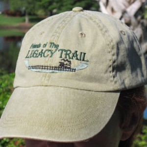 Extend The Trail Cap - Front