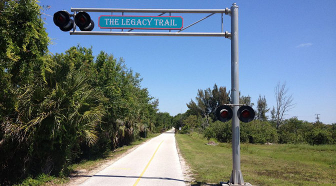 How One Bike Trail Is Bringing Positive Change to Sarasota – by Julian Yates