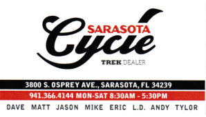 sarasota cycle