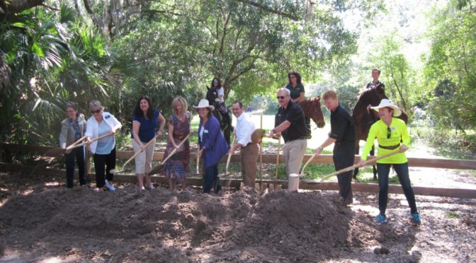 Myakkahatchee  Creek Bridge Groundbreaking