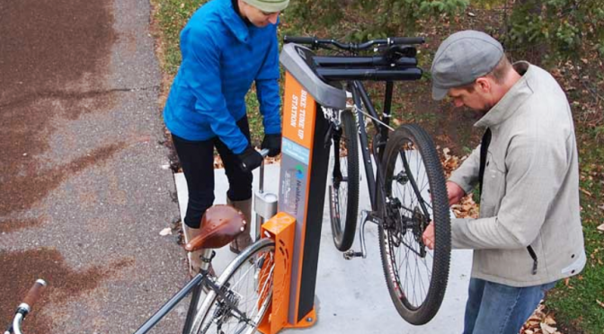 Bike Repair Stations Coming to the Trail!
