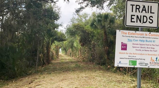 Trail Extension News – January 2019