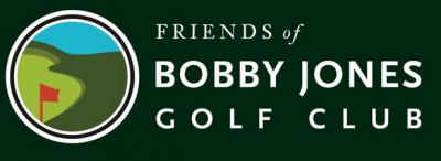 Friends of Bobby Jones Golf Club logo.